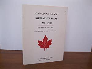 CANADIAN ARMY FORMATION SIGNS 1939-1985