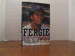 FERGIE: MY LIFE FROM THE CUBS TO COOPERSTOWN *SIGNED BY THE AUTHOR*