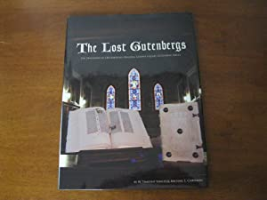 THE LOST GUTENBERGS: THE DISCOVERY OF 128 UNBOUND ORIGINAL COOPER SQUARE GUTENBERG BIBLES