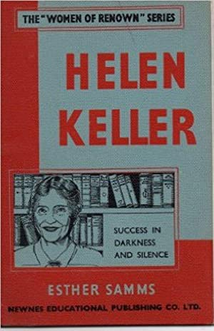 Helen Keller (Women of renown series)