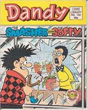 DANDY COMIC LIBRARY. No.120
