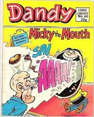 DANDY COMIC LIBRARY. No.40