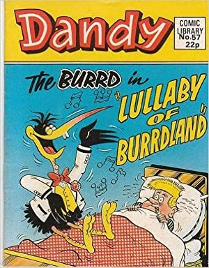 DANDY COMIC LIBRARY. No.57