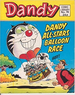 DANDY COMIC LIBRARY. No.76