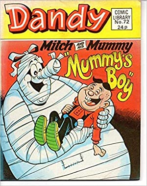 DANDY COMIC LIBRARY No 72