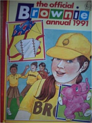 Official Brownie Annual 1991