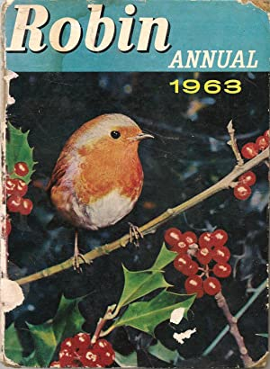 Robin Annual 1963 (Number ten)