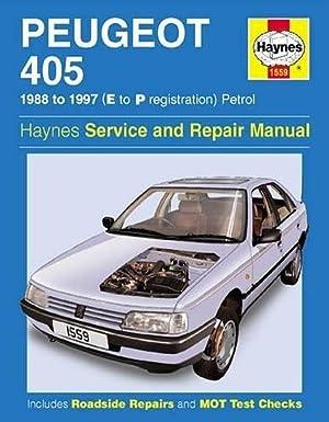 citroen bx service repair manual