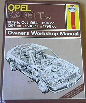shop haynes manual books and collectibles abebooks 2 sellers rh abebooks com 1962 Opel Kadett Opel Manta