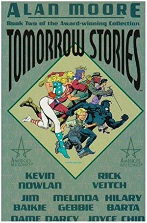 Alan Moore's Tomorrow Stories: Bk. 2