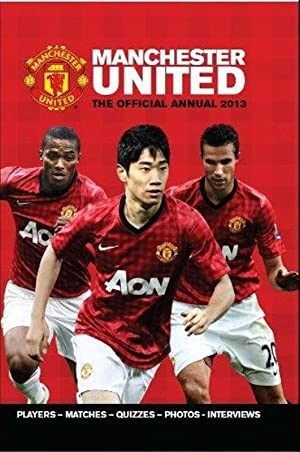 Official Manchester United FC Annual 2013