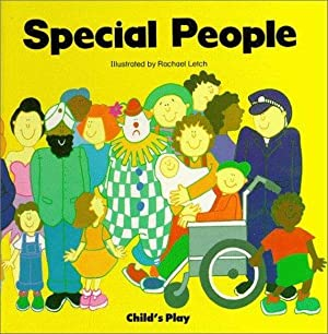 Special People (Who Cares?): Rachael Letch
