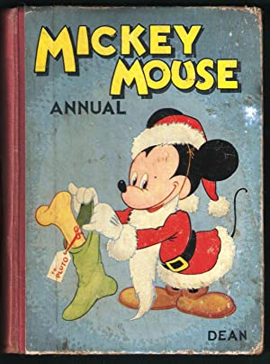 Mickey Mouse Annual 1946 for 1947: Disney, Walt: