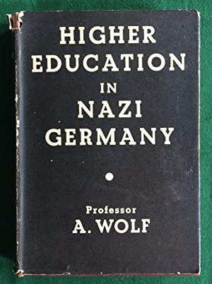education in nazi germany history Read education in nazi germany free essay and over 88,000 other research documents education in nazi germany education in nazi germany adolf hitler and the nazi party heavily focused their attention and effort towards the german youth.