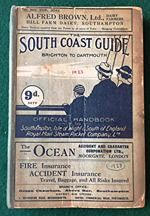 The South Coast Guide  Official Handbook of