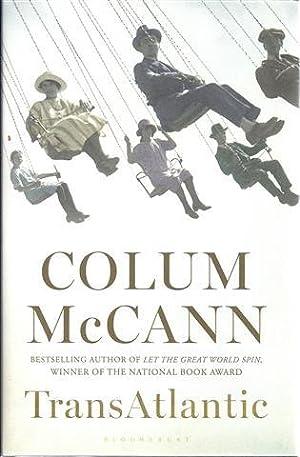 Transatlantic: McCann, Colum