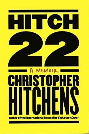 Hitch 22: Hitchens, Christopher