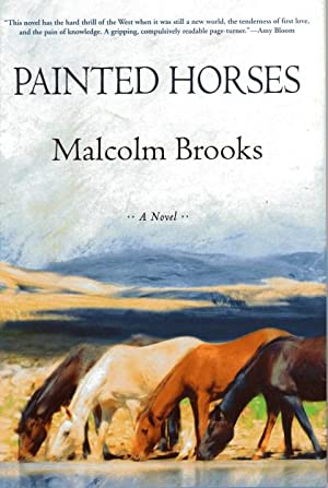 Painted Horses: Brooks, Malcolm