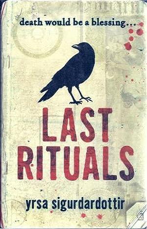 Last Rituals: Sigurdardottir, Yrsa