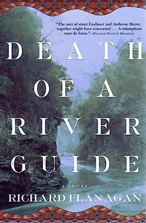 Death of a River Guide: A Novel: Flanagan, Richard
