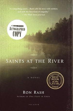 Saints at the River: A Novel: Rash, Ron