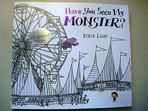 Have You Seen My Monster: Light, Steve