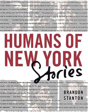 Humans of New York Stories: Stanton, Brandon