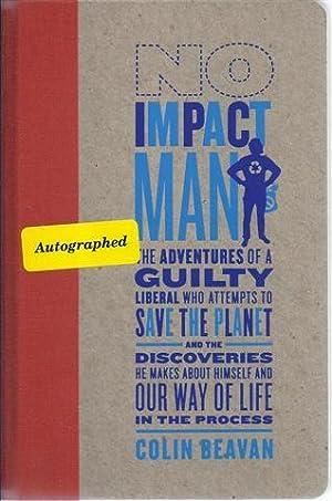 No Impact Man: Beavan, Colin