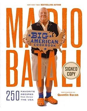 Big American Cookbook: Batali, Mario