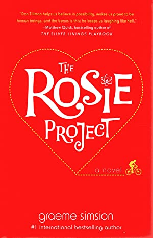 The Rosie Project: Simsion, Graeme