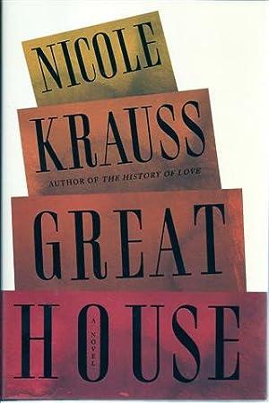 Great House: A Novel: Krauss, Nicole