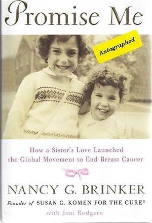 Promise Me: Brinker, Nancy