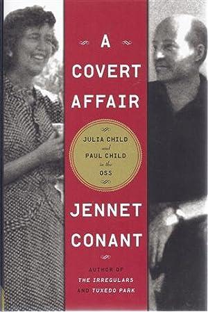 A Covert Affair: Conant, Jennet