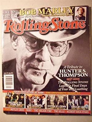 Rolling Stone Issue 639