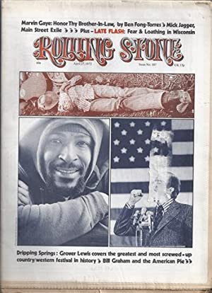 Rolling Stone Issue 107