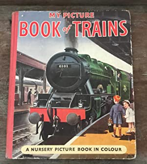 My Picture Book of Trains