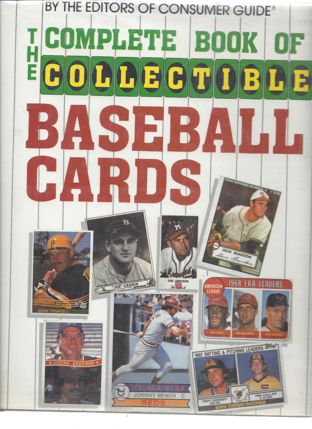 The Complete Book Of Collectible Baseball