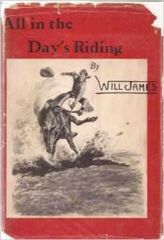 All in the Day's Riding: James, Will