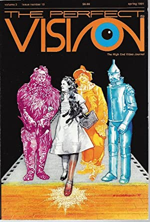 Perfect Vision Magazine, Volume 3, Issue Number 10, Spring 1991 (Videophile Magazine) (: Pearson, ...