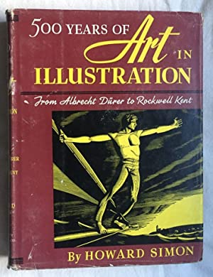 500 years of Art in illustration