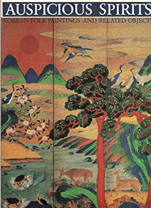 Auspicious spirits: Korean folk paintings and related objects