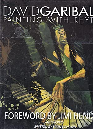 David Garibaldi Painting with Rhythm