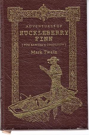 Adventures of Huckleberry Fin (Tom Sawyer's Companion): Twain, Mark