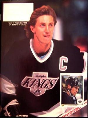 Wayne Gretzky Beckett Magazine Hockey Monthly Sept/Oct 1990 Issue #1: None Stated