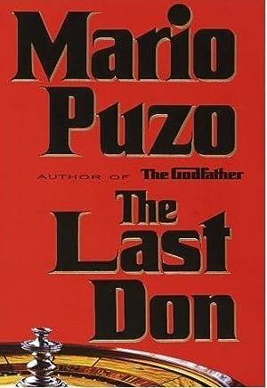 The Last Don: Puzo, Mario