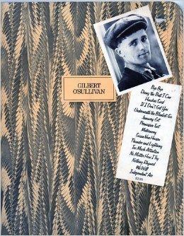 Gilbert O'Sullivan: Mcconnell, John, O'neill,