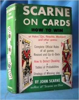Scarne on Cards: Scarne, John
