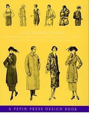 1920s Fashion Design Pb: Knelman, Judith