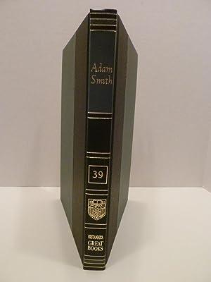 Great Books of the Western World Volume: Smith, Adam