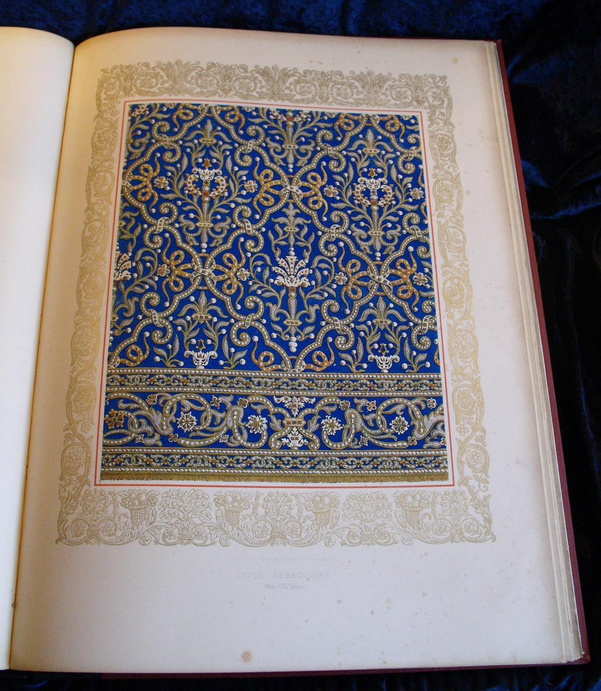 Studies of Ornamental Design: Richardson, (Charles James)